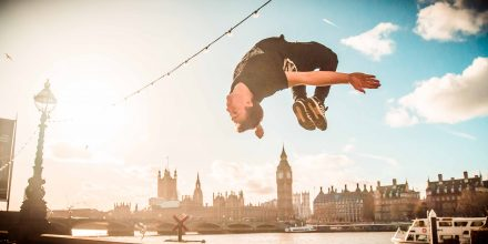 pakour freerunning free run 3run extreme london best 1st place red bull actor brighton isle of man gopro sony pro 2017 2016 how to the tricks stunt man jump performance will sutton