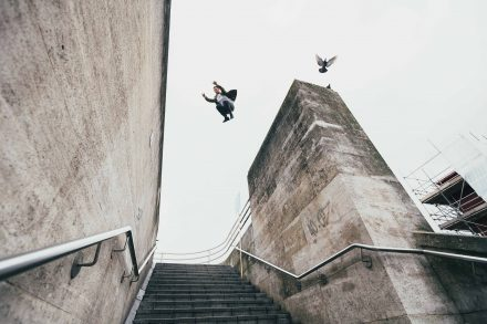 lacoste hypebeast pakour freerunning free run 3run extreme london best 1st place red bull actor brighton isle of man gopro sony pro 2017 2016 how to the tricks stunt man jump performance