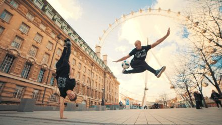 pakour freerunning free run 3run extreme london best 1st place red bull actor brighton isle of man gopro sony pro 2017 2016 how to the tricks stunt man jump performance will sutton daniel cutting